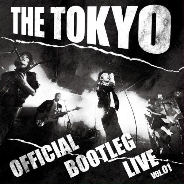 OFFICIAL BOOTLEG LIVE vol.1 JKT画像